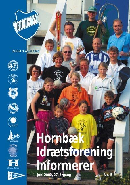 Hornbæk Idrætsforening Informerer - TIL 3100.DK