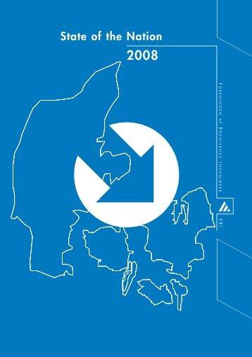State of the Nation 2008 - Foreningen af Rådgivende Ingeniører F.R.I.