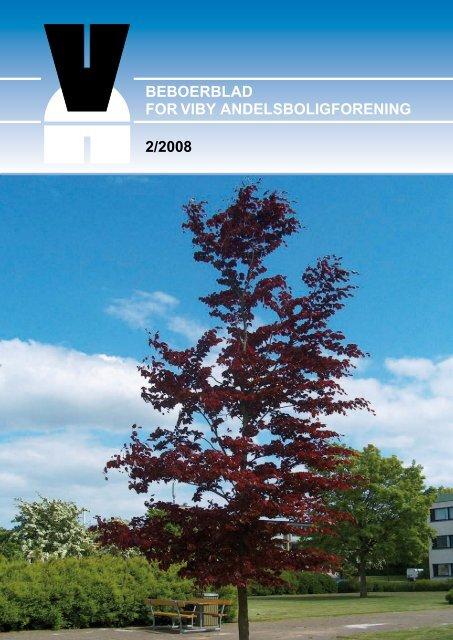 beboerblad for viby andelsboligforening 2/2008 - LiveBook