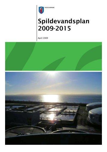 Spildevandsplan 2009-2015 - Thisted vand
