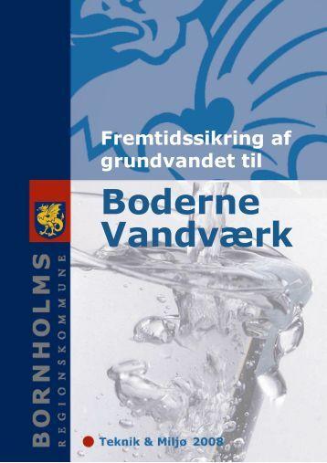 Boderne Vandværk - Bornholms Regionskommune