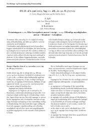 Corel Ventura - BATCH087.CHP - Forsikrings- og Erstatningsretlig ...