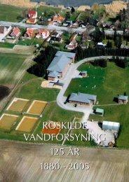 roskilde vandforsyning 125 år 1880 - Roskilde Forsyning