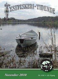 November 2010 - Lystfiskeriforeningen