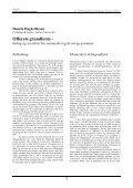 Offerets grundform - Psykologisk Institut - Aarhus Universitet - Page 2