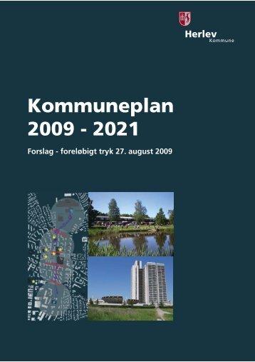 Kommuneplan 2009 - 2021 - Herlev Kommune