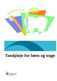 Tandpleje for børn og unge - Nyborg Kommune