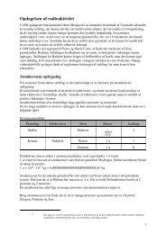 Opdagelsen af radioaktivitet - Tekster for 9. klasse fysik-kemi