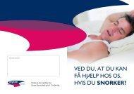 Snorkeskinne Patient Brochure 06.07.11 - ODOS