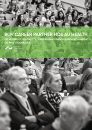 BLIV CAREER PARTNER HOS AU HEALTH