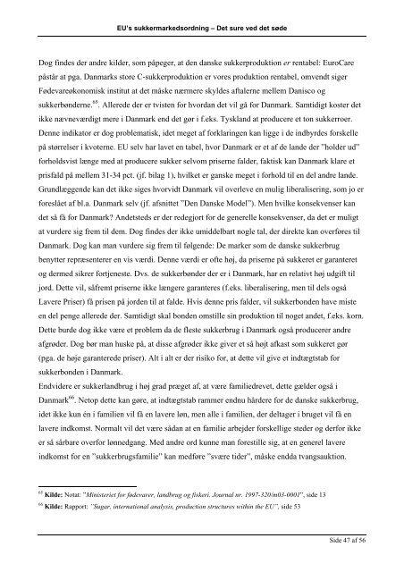 Aalborg Universitet, Basisår, P2-projekt - Susanne Lund Axelgaards ...
