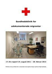 Læs rapporten - Røde Kors