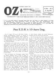 Paa EDR's 10-Aars Dag. - Søg i OZ