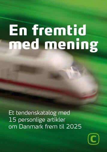 En fremtid med mening - Konservative.dk