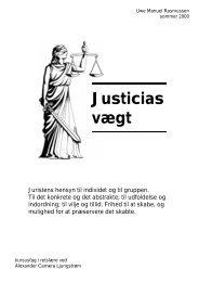 Etik og Æstetik - RASMUSSEN / Data