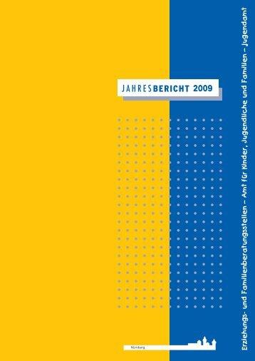 Jahresbericht 2009 - Jugendamt der Stadt Nürnberg