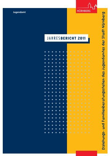 Jahresbericht 2011 - Jugendamt der Stadt Nürnberg