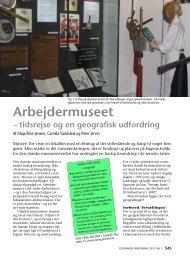 Arbejdermuseet - tidsrejse og en geografisk ... - Learningmuseum