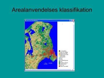 Land Cover klassifikation af Hovedstadsregionen - Learn@enspac