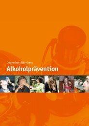 Tagungsunterlagen: Alkoholprävention in Nürnberg