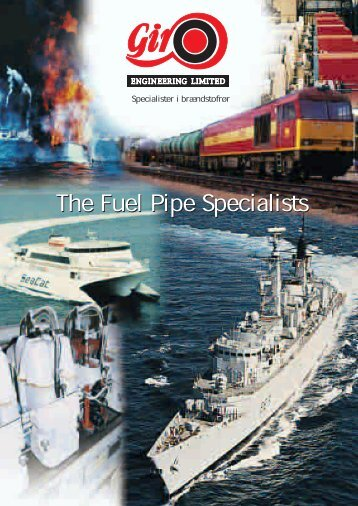 The Fuel Pipe Specialists - Giro Engineering Ltd