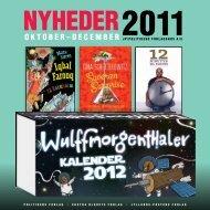 oktoBer–decemBer JP/Politikens Forlagshus a/s