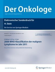 2008-WHO-Klassifikation der malignen Lymphome im Jahr 2011.