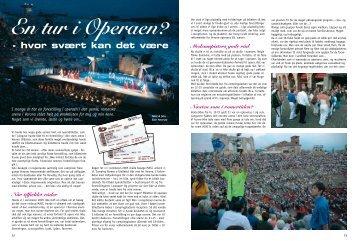 En tur i operaen - Kitta & Sven