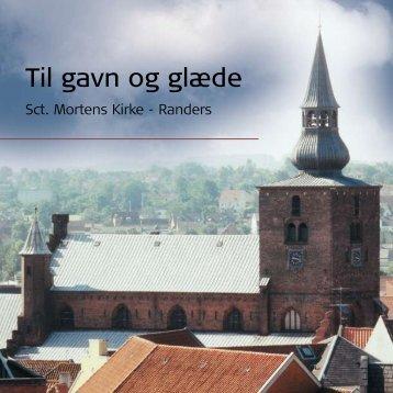 Til gavn og glæde - Sct. Mortens Kirke