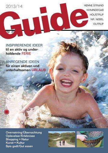 Henne Strand Guide 2013 - Købmand-Hansens Feriehusudlejning