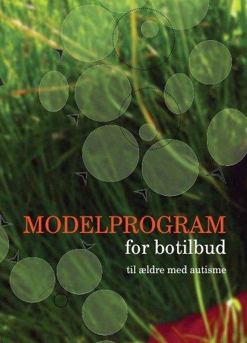 Modelprogram for ældreboliger - Landsforeningen Autisme