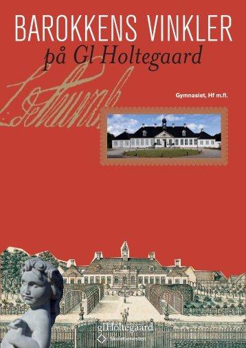 Gymnasium , HF, mv. - Gl Holtegaard