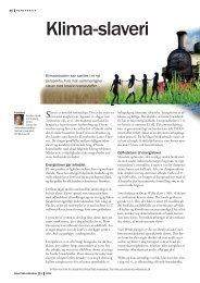Klima-slaveri - Aktuel Naturvidenskab