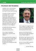 Marts 2011 - Danske Taxivognmænds Arbejdsgiverforening - Page 3