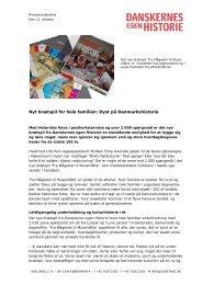 Nyt brætspil for hele familien: Dyst på Danmarkshistorie