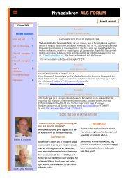 Februar 2008 - ALS Gruppen Vestjylland