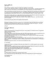 Thorsø - FAML (2-4) 22/9 - 2008 Årets bedste spil i Old Boys- regi ...