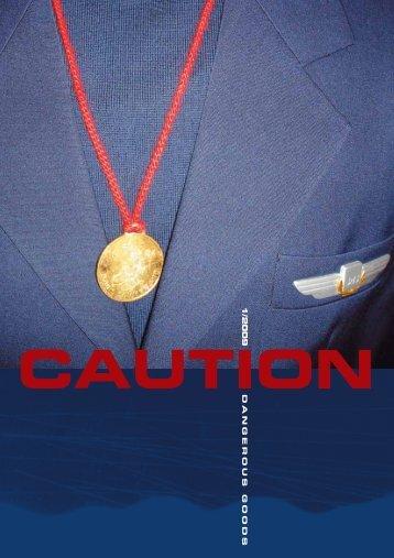 CAUTION nr1 2009:-