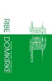 SEPTEMBER · OKTOBER · NO VEMBER 2011 - Ribe Domkirke