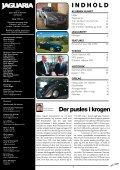 Dansk Elektrisk XF · Sommers Veterane Museum 5 år · MKII · XKR ... - Page 3