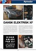 Dansk Elektrisk XF · Sommers Veterane Museum 5 år · MKII · XKR ... - Page 6
