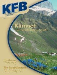 Nr 1/2003 - Kvinners Frivillige Beredskap
