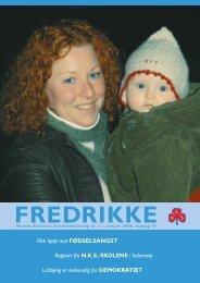 fredrikke 01 06 - Norske Kvinners Sanitetsforening