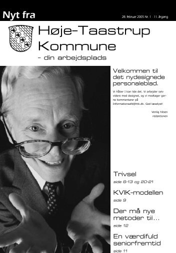 Nyt fra Høje-Taastrup Kommune