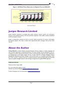 Handset Futures - Juniper Research - Page 6
