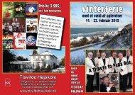 Vinterferie - Tisvilde Højskole