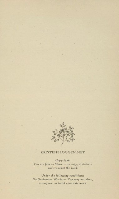 Alt av nåde - Kristenbloggen.net