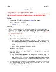 Homework 9