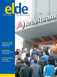Ausgabe 1 als PDF-Dokument - Elde Online