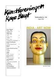 Nr 104 - august 2012 - Kunstforeningen Køge Bugt
